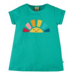 Tee-shirt coton bio Soleil
