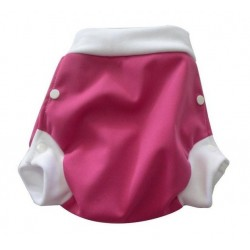 Culotte de protection Boxer Framboise