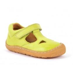 Sandales souples Minni lime