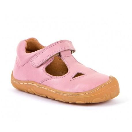 Sandales souples Minni pink