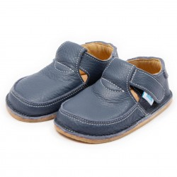 Chaussures souples cuir