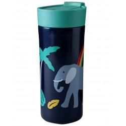 Tasse Isotherme inox Eléphants 350 ml
