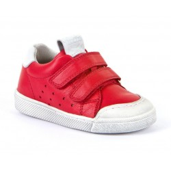 Baskets Flex red