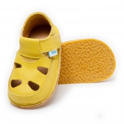 Sandales cuir souples Soleil