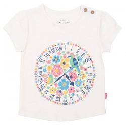 T-Shirt coton bio Clock