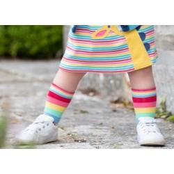 Lot 3 paires chaussettes coton bio Zèbre