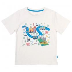 T-shirt coton bio Greenwich