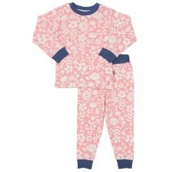Pyjama coton bio Pétal
