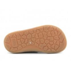 Barefoot Plus cuir bio Miel