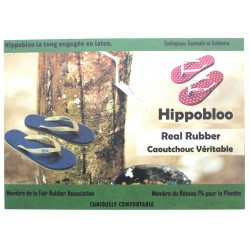 Tongs latex vegetal Acapluco
