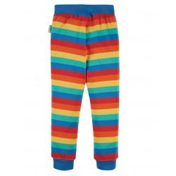 Pantalon coton bio Arc-en-Ciel