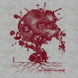 Tee-shirt coton bio Aux Arbres Citoyens