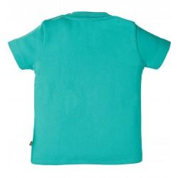 T-shirt coton bio Eléphant
