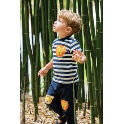 Pantalon Coton Bio Tigre