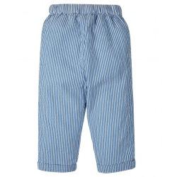 Pantalon coton bio Marnie