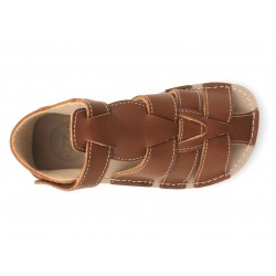Sandales souples Caramel