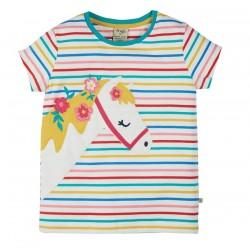 Tee-shirt coton bio Camille