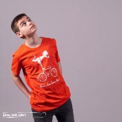 Tee-shirt coton bio Vélo