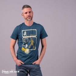 Tee-shirt coton bio Fin du Moi