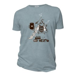 Tee-shirt coton bio Do You Wanna Be