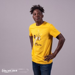 Tee-shirt coton bio Do You Wanna Bee The Next