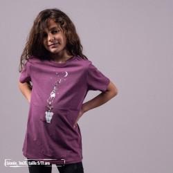 T-shirt coton bio Décrocher La Lune