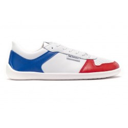 Barefoot Sneakers Champ Patriot Red White Blue