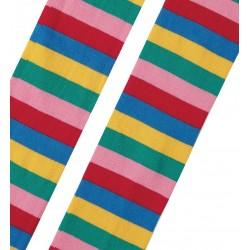 Collants en coton bio Rainbow