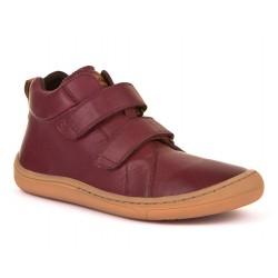 Boots barefoot bordeaux