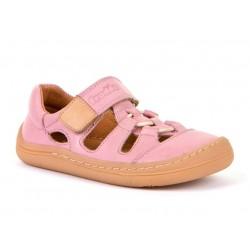 Sandales barefoot Pink