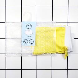 Short de bain Anti-UV Yellow