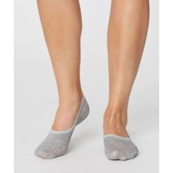 Micro Chaussettes bambou Gris