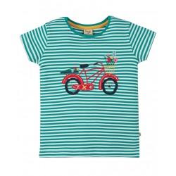 Tee-shirt coton bio Bicyclette