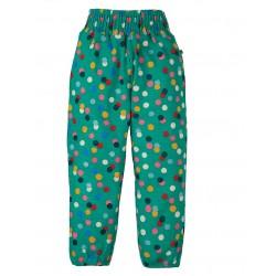 Pantalon coton bio Hilda