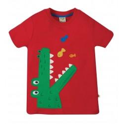 Tee-Shirt coton bio Croc