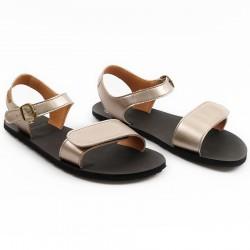 Sandales barefoot Vibe VEGAN Gold