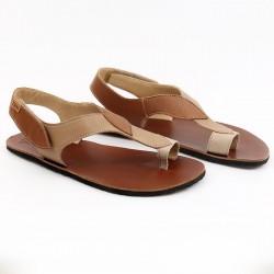 Sandales barefoot Soul Caramel