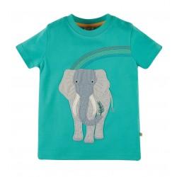 Tee-Shirt coton bio Eléphant