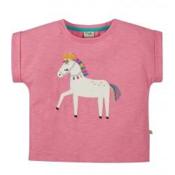 Top coton bio Horse