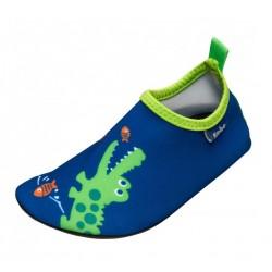 Chaussons souples Crocodile