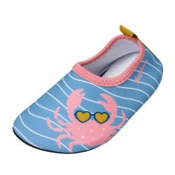 Chaussons souples Crabe