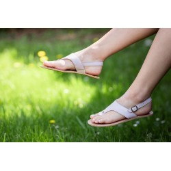 Barefoot Sandals Promenade lilac
