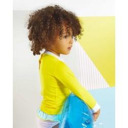 Tee-shirt Anti-UV Pop Yellow