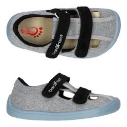Bar3Foot Sandales Coton Brume