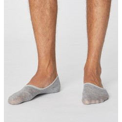 Micro Chaussettes bambou Grises