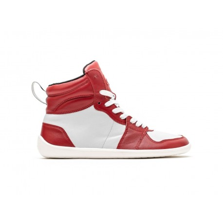 Barefoot Sneakers Be Lenka Stellar Rouge