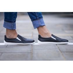 Barefoot Eazy Slip-On Black