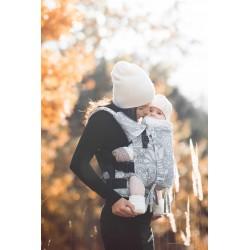 Porte bébé 4ever Folk Grey