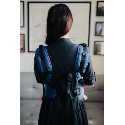 Porte bébé 4ever Neo Bloom Bleu