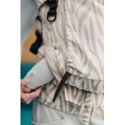 Porte-bébé 4ever Neo Zebra Latte